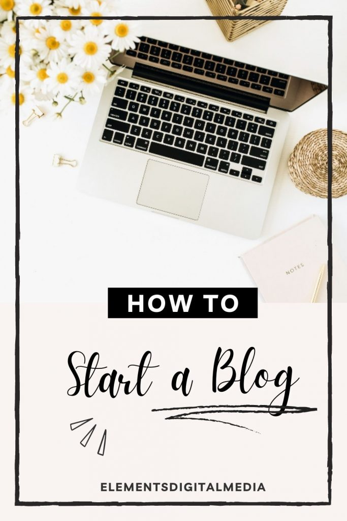 Blogging for beginners step by step