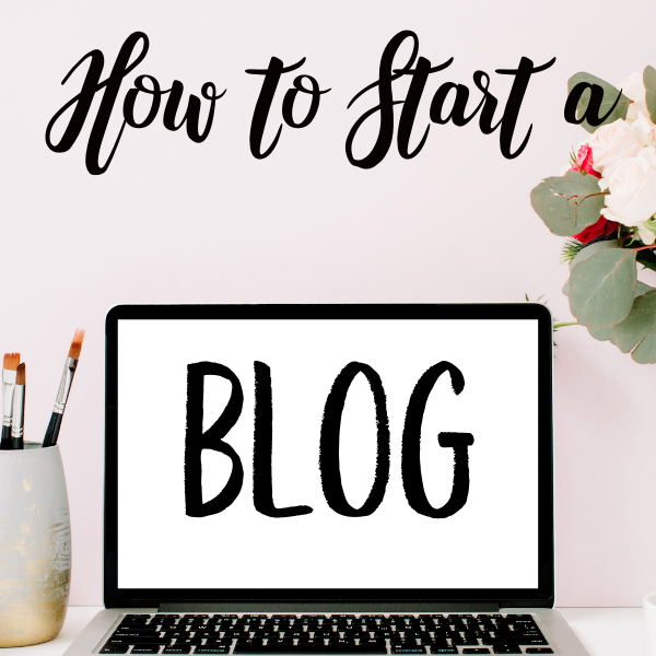 How to start a Blog (Detailed Guide)