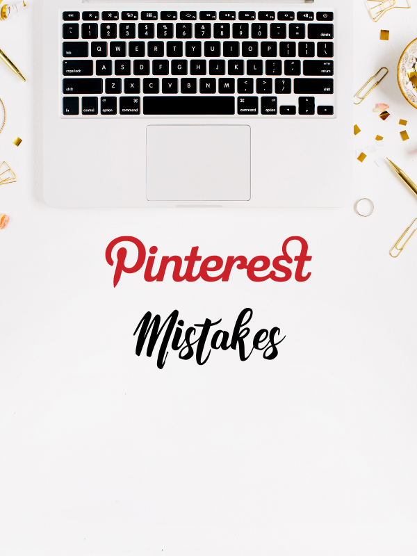 Get the expert's tips on pinning strategy, and major Pinterest mistakes to avoid in 2020/21 for growing your blog business!