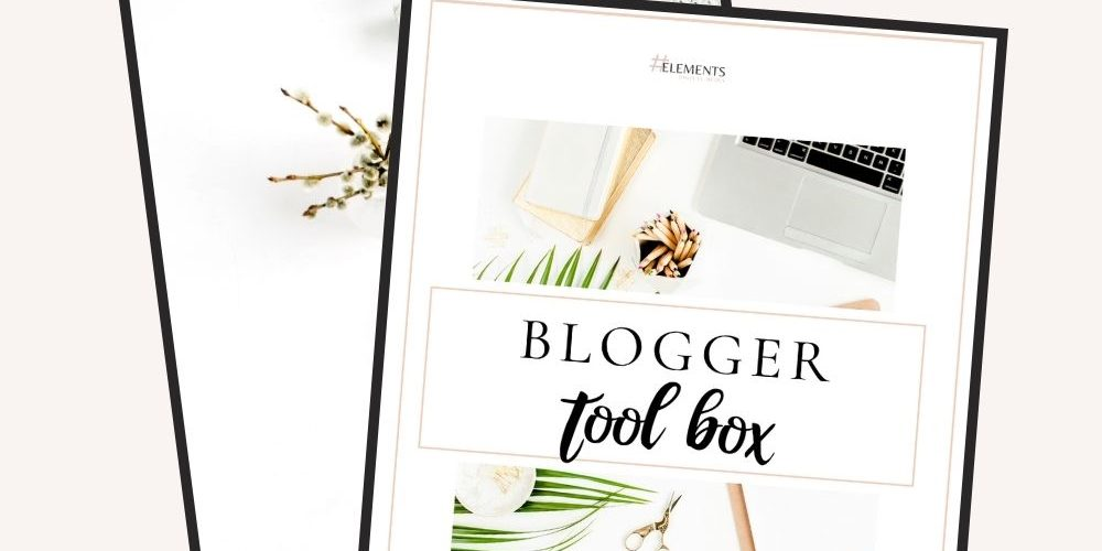 Need a list of Blogging Tools for Beginners? Here is the essential list of plugins, resources, & tools to start your blog today!